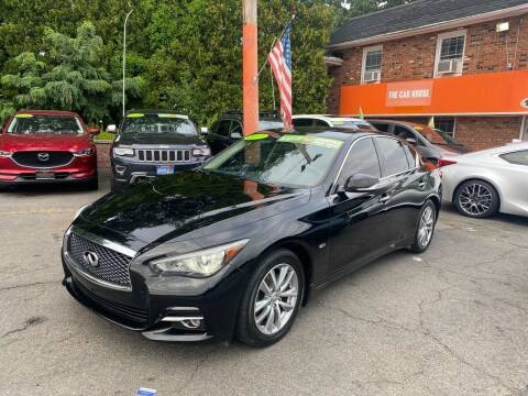 2017 Infiniti Q50 for sale at Bloomingdale Auto Group in Bloomingdale NJ