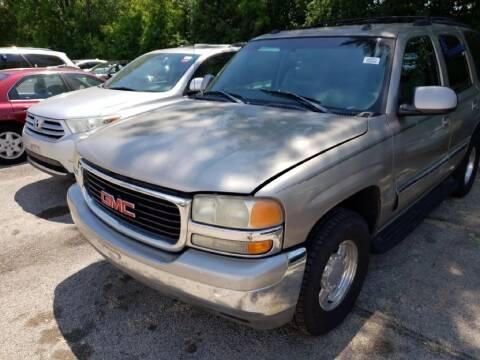 2003 GMC Yukon for sale at Glory Auto Sales LTD in Reynoldsburg OH