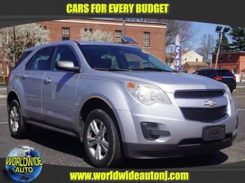 2010 Chevrolet Equinox for sale at Worldwide Auto in Hamilton NJ