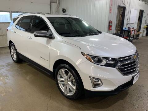 2018 Chevrolet Equinox for sale at Premier Auto in Sioux Falls SD