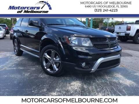 2016 Dodge Journey for sale at Motorcars of Melbourne in Rockledge FL