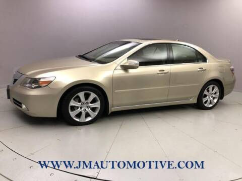 2009 Acura RL for sale at J & M Automotive in Naugatuck CT