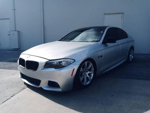 2011 BMW 5 Series for sale at 57 Auto Sales in San Antonio TX