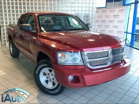 2008 Dodge Dakota for sale at iAuto in Cincinnati OH