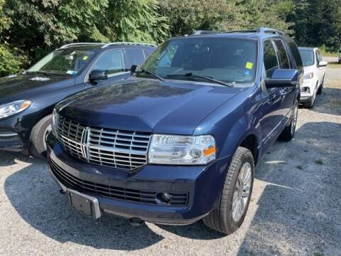 2014 Lincoln Navigator for sale at BILLY HOWELL FORD LINCOLN in Cumming GA