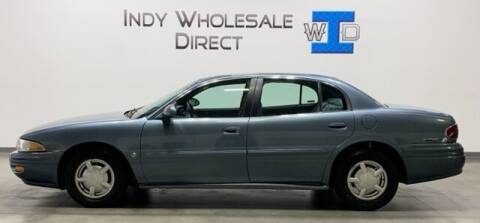 2000 Buick LeSabre for sale at Indy Wholesale Direct in Carmel IN