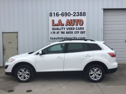 2012 Mazda CX-9 for sale at LA AUTO in Bates City MO