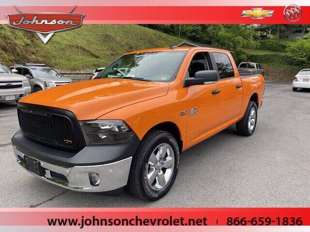 2018 RAM Ram Pickup 1500 for sale in Clintwood, VA