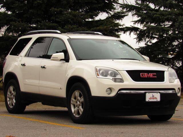 2009 GMC Acadia for sale at NY AUTO SALES in Omaha NE