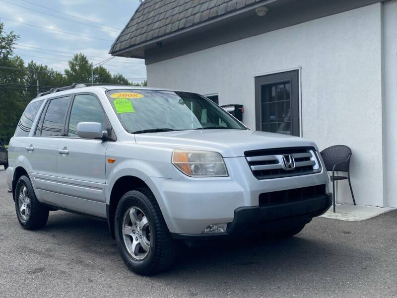 2008 Honda Pilot for sale at Vantage Auto Group in Tinton Falls NJ