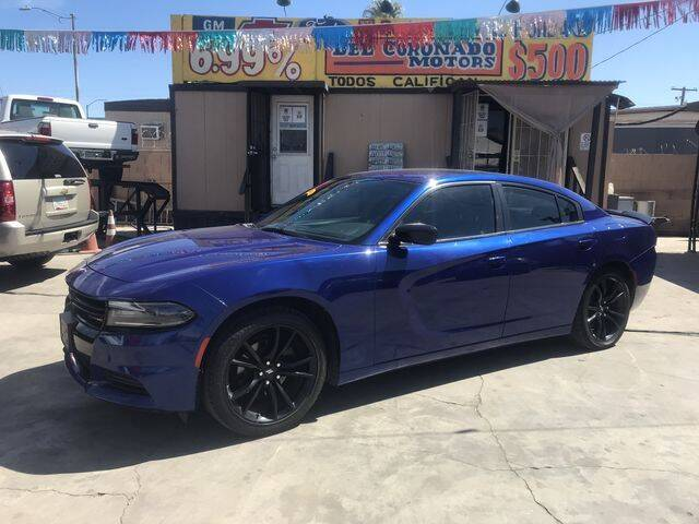 2018 Dodge Charger for sale at DEL CORONADO MOTORS in Phoenix AZ