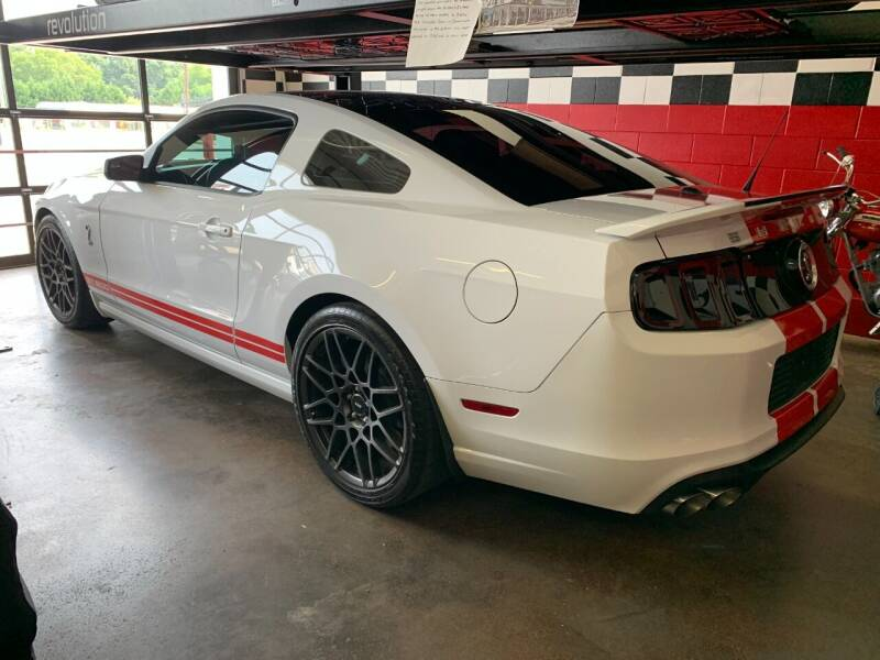 2014 Ford Shelby GT500 for sale at Auto Sports in Hickory NC