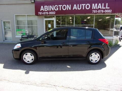2010 Nissan Versa for sale at Abington Auto Mall LLC in Abington MA