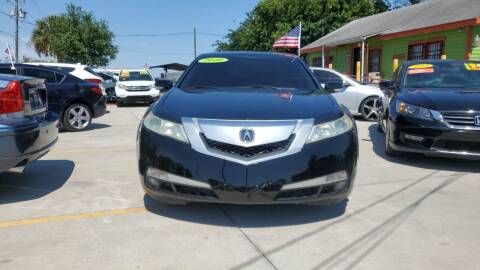 2010 Acura TL for sale at GP Auto Connection Group in Haines City FL