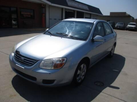2008 Kia Spectra for sale at Eden's Auto Sales in Valley Center KS