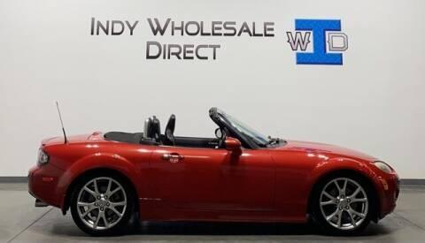 2006 Mazda MX-5 Miata for sale at Indy Wholesale Direct in Carmel IN