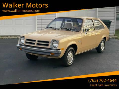 1976 Chevrolet Chevette for sale at Walker Motors in Muncie IN