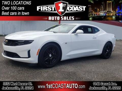 2020 Chevrolet Camaro for sale at 1st Coast Auto -Cassat Avenue in Jacksonville FL