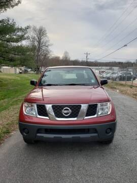 2008 Nissan Frontier for sale at Speed Auto Mall in Greensboro NC