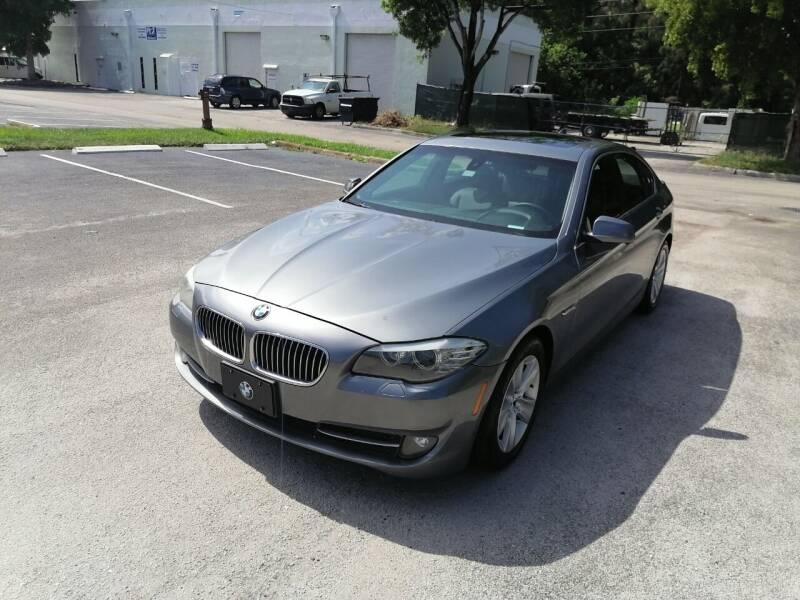 2011 BMW 5 Series for sale at Best Price Car Dealer in Hallandale Beach FL
