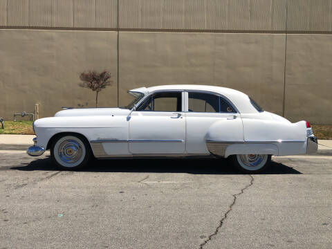 1948 Cadillac Series 62 for sale at HIGH-LINE MOTOR SPORTS in Brea CA