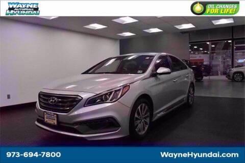 2017 Hyundai Sonata for sale at Wayne Hyundai in Wayne NJ