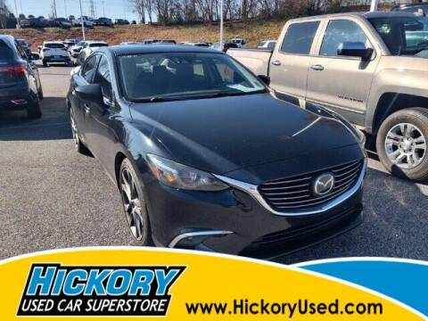 2016 Mazda MAZDA6 for sale at Hickory Used Car Superstore in Hickory NC