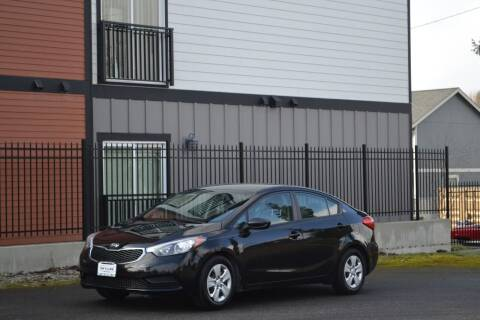 2015 Kia Forte for sale at Skyline Motors Auto Sales in Tacoma WA
