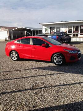 2019 Chevrolet Cruze for sale at Drive in Leachville AR