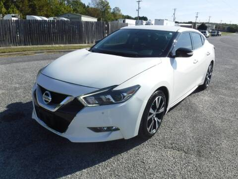 2017 Nissan Maxima for sale at AutoMax of Memphis - Logan Karr in Memphis TN