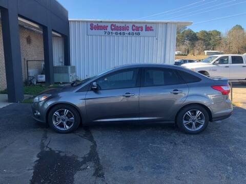 2014 Ford Focus for sale at Selmer Classic Cars INC in Selmer TN