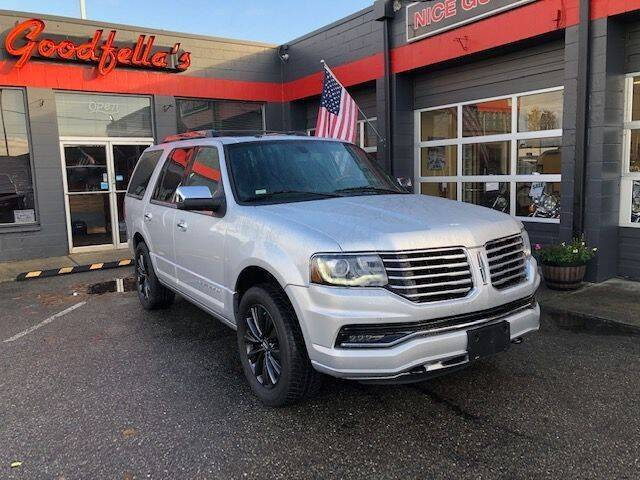 2016 Lincoln Navigator for sale at Goodfella's  Motor Company in Tacoma WA