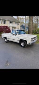 1987 Chevrolet R/V 10 Series for sale at SODA MOTORS AUTO SALES LLC in Newport RI