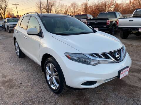 2012 Nissan Murano for sale at Truck City Inc in Des Moines IA