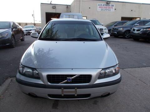 2003 Volvo S60 for sale at ACH AutoHaus in Dallas TX