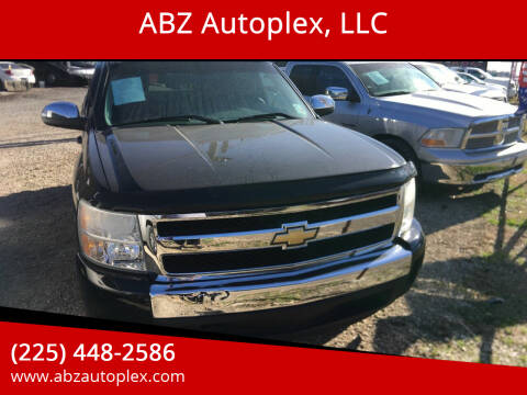 2008 Chevrolet Silverado 1500 for sale at ABZ Autoplex, LLC in Baton Rouge LA