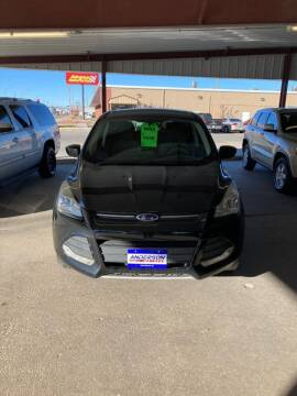 2014 Ford Escape for sale at Anderson Motors in Scottsbluff NE