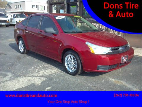 2009 Ford Focus for sale at Dons Tire & Auto in Butler WI