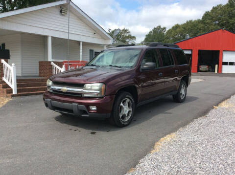 2006 Chevrolet TrailBlazer EXT for sale at Ace Auto Sales - $1500 DOWN PAYMENTS in Fyffe AL