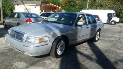 2010 Mercury Grand Marquis for sale at Thompson Auto Sales Inc in Knoxville TN