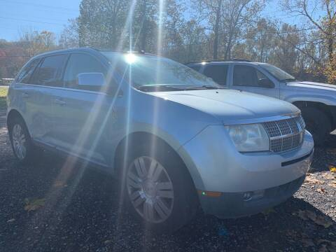 2008 Lincoln MKX for sale at Trocci's Auto Sales in West Pittsburg PA