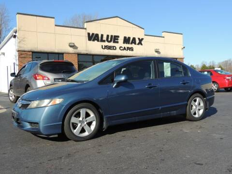2009 Honda Civic for sale at ValueMax Used Cars in Greenville NC