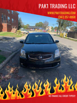 2011 Nissan Sentra for sale at Pak1 Trading LLC in South Hackensack NJ