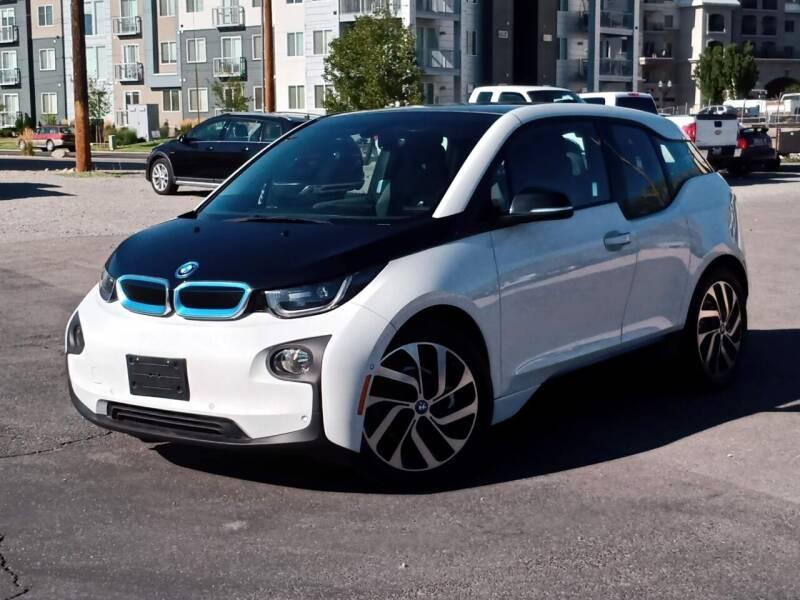2017 BMW i3 for sale at Clean Fuels Utah - SLC in Salt Lake City UT