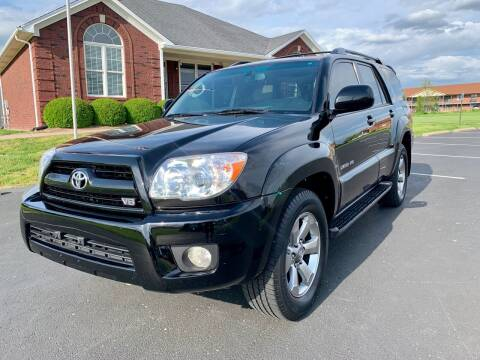 2007 Toyota 4Runner for sale at HillView Motors in Shepherdsville KY