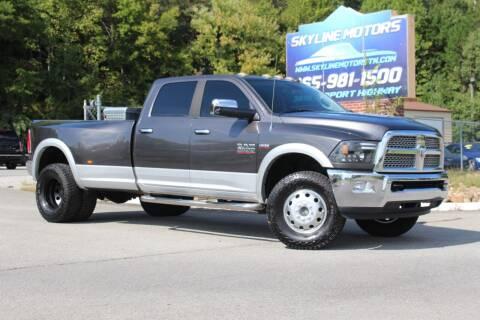 2014 RAM Ram Pickup 3500 for sale at Skyline Motors in Louisville TN