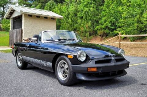 1980 MG MGB for sale at Haggle Me Classics in Hobart IN