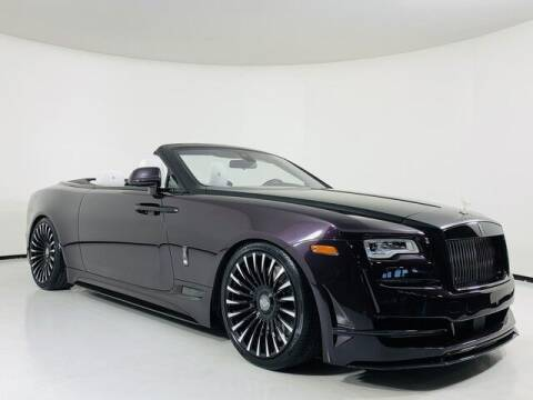 2018 Rolls-Royce Dawn for sale at Luxury Auto Collection in Scottsdale AZ