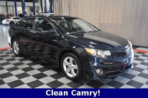 2013 Toyota Camry for sale at Vorderman Imports in Fort Wayne IN