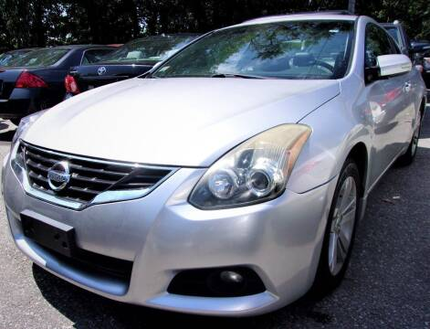 2012 Nissan Altima for sale at Top Line Import in Haverhill MA